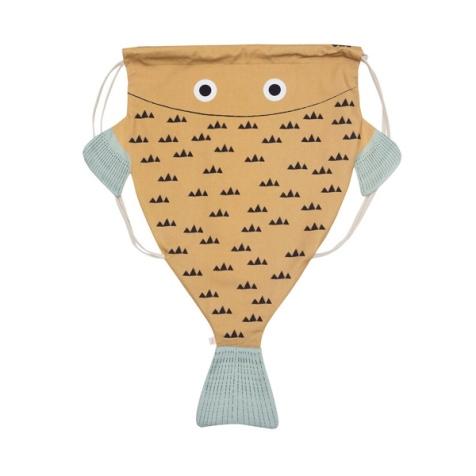 don-fisher-fish-monkfish-backpack-bag-Mustard-pink-Vis-rugzak-tas-Mosterd-Geel-elenfhant-600x600