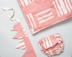 textile - Apricot set
