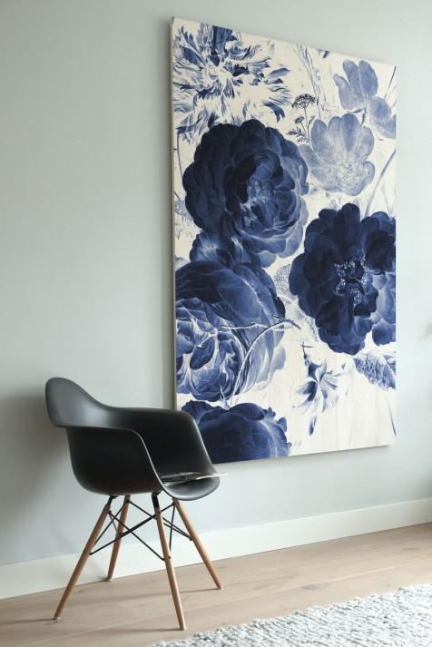 KEK-Amsterdam-Wood-print-Royal-Blue-Flowers-2-XL-8718754019170-31