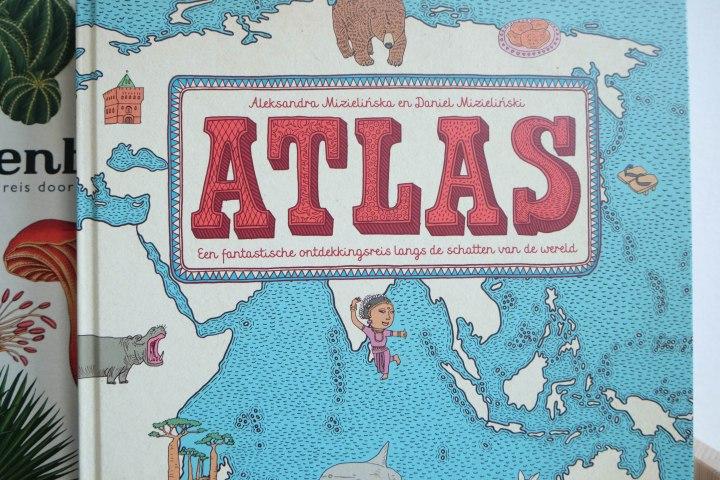 Atlas- dierenboek - plantenboek-3992