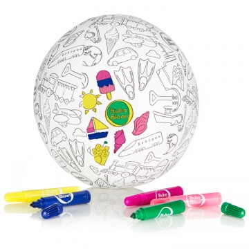 Colour your own bubabloon